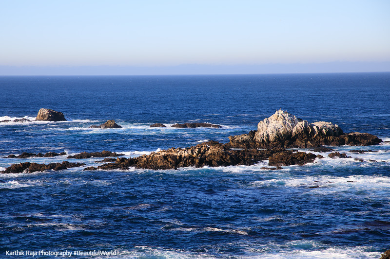 Sand Hill Trail, Point Lobos State Natural Reserve,  California