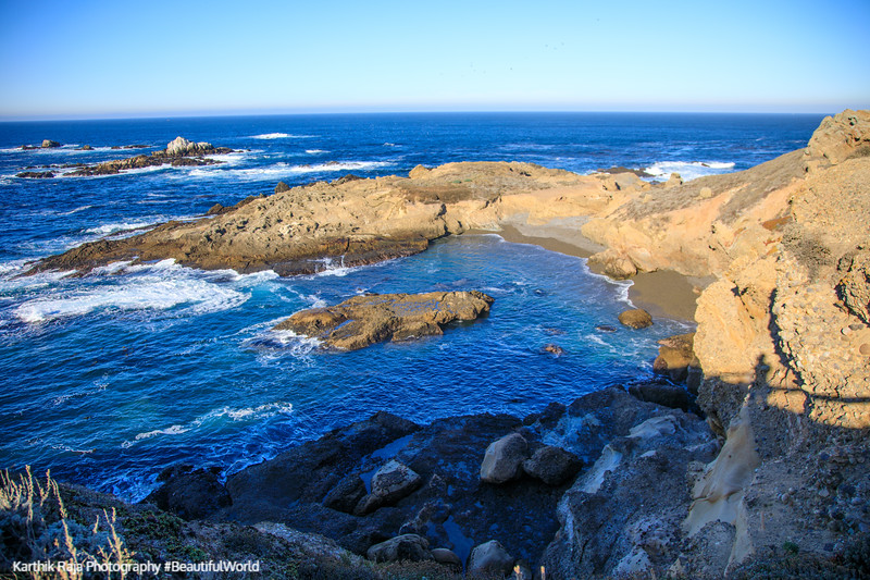 Point Lobos State Natural Reserve, California - #BeautifulWorld