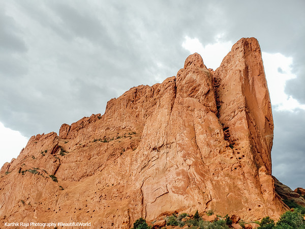 North Gateway Rock, Garden of the Gods, Colorado Springs, Colorado