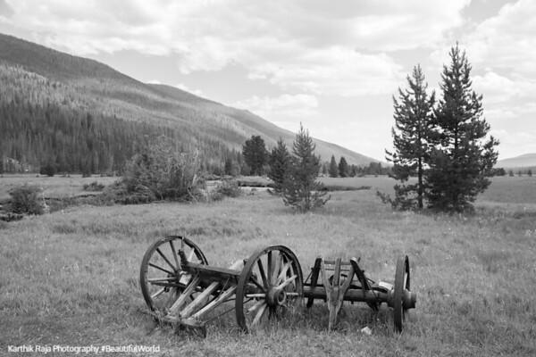 Holzwarth Historic Site, Rocky Mountain National Park, Colorado