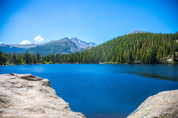 Rocky Mountain National Park, Trail Ridge Road, All-American Road, Colorado