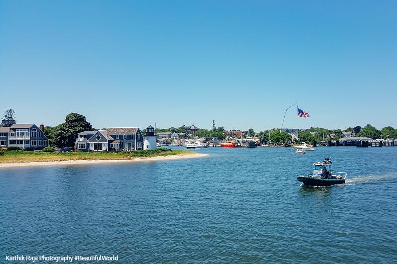 Hyannis Harbor, Cape Cod, Massachusetts
