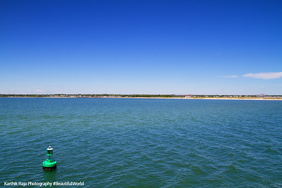 Nantucket Sound, Hyannis - Nantucket Ferry, Cape Cod Islands, Massachusetts