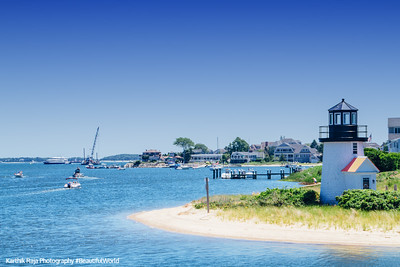 Lighthouse, Hyannis Harbor, Cape Cod, Massachusetts