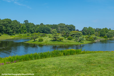 Japanese Garden, Chicago Botanic Garden