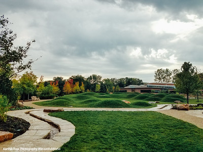 Regenstein Learning Center, Nature Play Area, Chicago Botanic Garden
