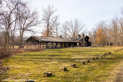 Ledges Overlook Trail, Cuyahoga Valley National Park, Ohio