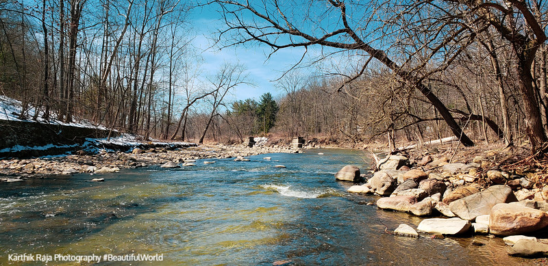 Tinker's Creek, Cuyahoga Valley National Park, Ohio