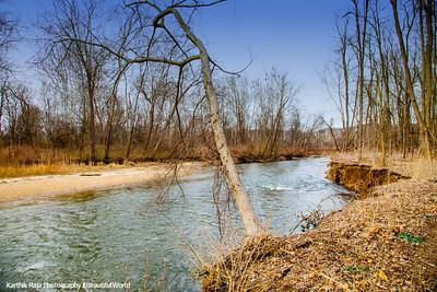 Cuyahoga River, Cuyahoga Valley National Park, Ohio