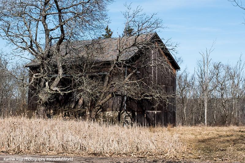 Barn, Cuyahoga Valley National Park, Ohio