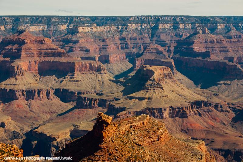 Yavapai Point, Grand Canyon National Park, Arizona