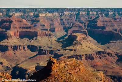 Yavapai Point, Grand Canyon National Park, Arizona