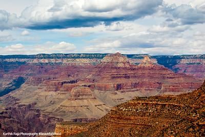Grand View Point, Grand Canyon National Park, Arizona