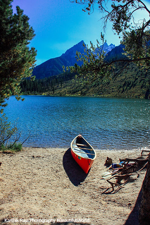 Grand Teton National Park, Wyoming - Jenny Lake