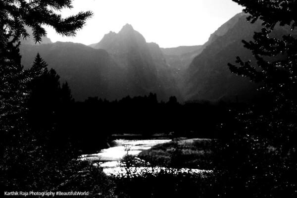 Grand Teton National Park, Wyoming - Ansel Adams tribute - Snake River