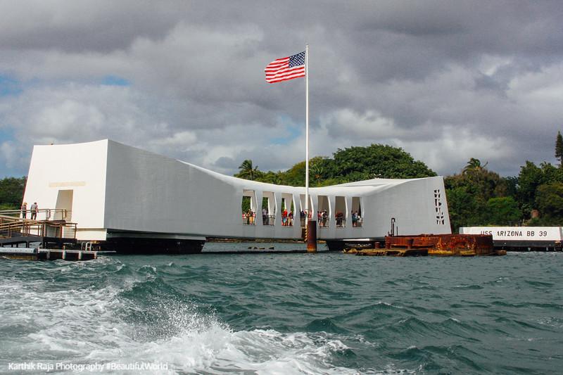 Pearl Harbor, Oahu, Hawaii, USA