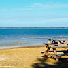 Harbour Town beach, Hilton Head Island, South Carolina