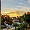 Sunrise, Sonesta Resort, Shipyard Plantation, Hilton Head Island, South Carolina