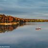 Pierce Lake, Rock Cut State Park, Illinois
