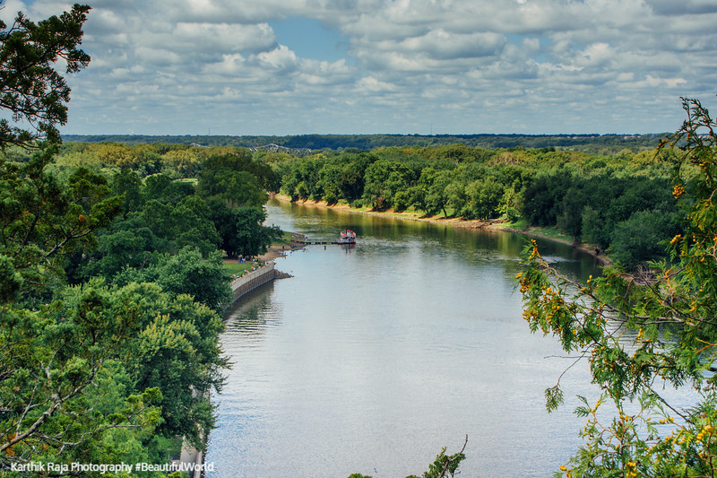 Starved Rock State Park, Illinois River