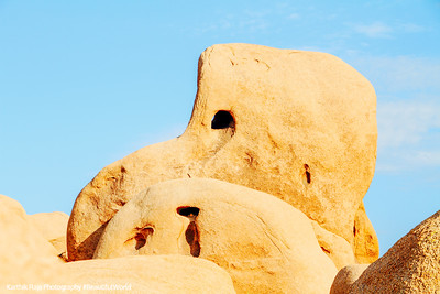 Skull Rock Trail, Joshua Tree National Park, California