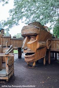 Menominee Park, Lake Winnebago, Osh Kosh