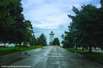 Lighthouse, Fond Du Lac, Wisconsin
