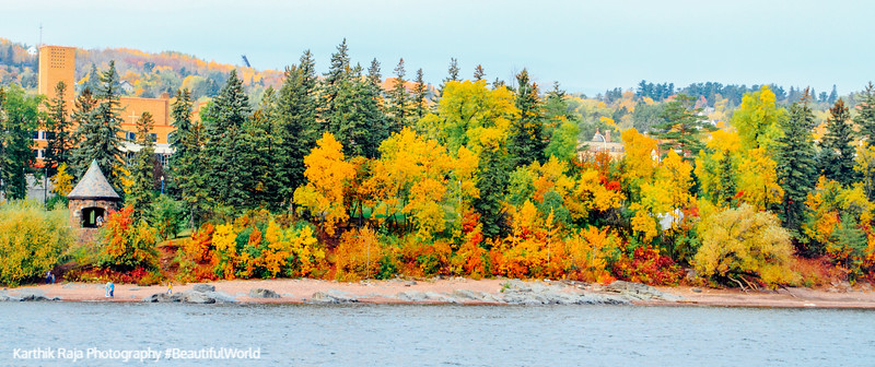 Fall, Duluth, Minnesota
