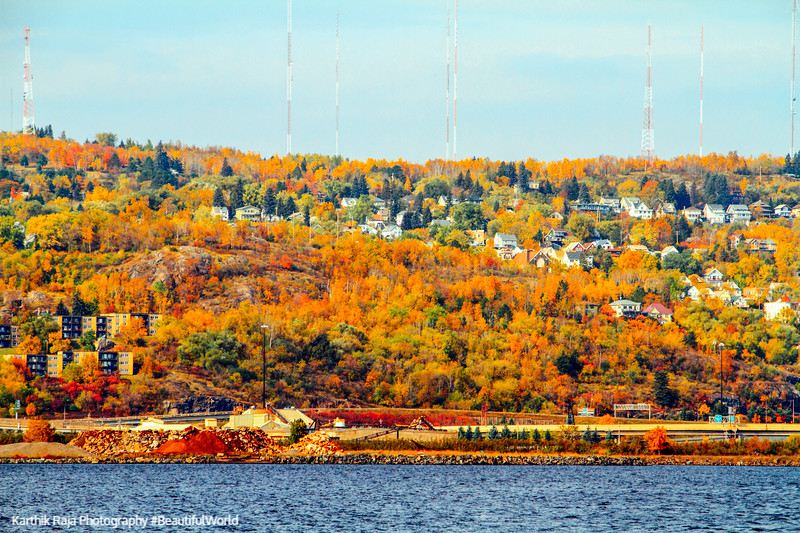 Fall, Duluth, Minnesota