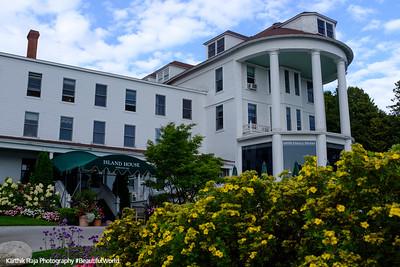 Island House Hotel, Mackinac Island, Michigan