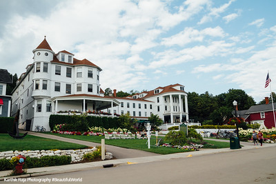 Island House Hotel, Mackinac Island, Michigan