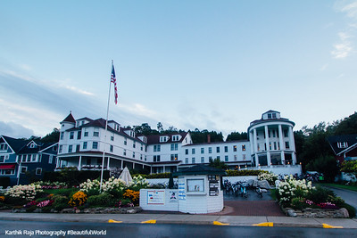 Island House Hotel, Mackinac Island