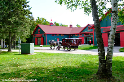 Horse Carriage, Mackinac Island State Park, Michigan