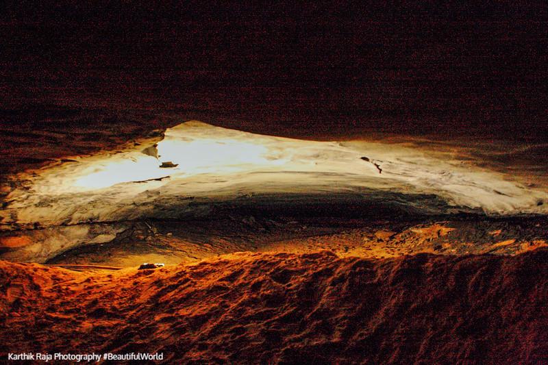 Horizon cave, Historic tour, Mammoth Cave National Park, Kentucky