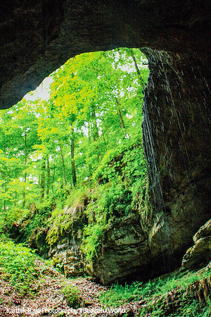 Historic Entrance, Mammoth Cave National Park, Kentucky
