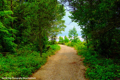 Lakeview Park, Manistique, Hiawatha National Forest, Michigan