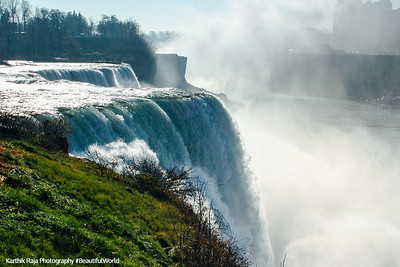 Niagara Falls National Heritage Area and State Park, NY