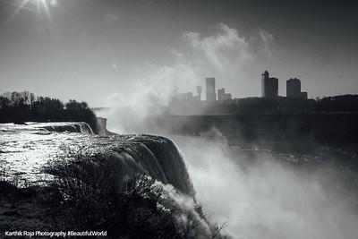 Niagara Falls National Heritage Area and State Park, NY