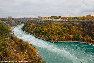Rainbow Bridge, Niagara Falls National Heritage Area and Whirlpool State Park, NY