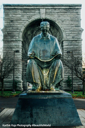 Nikola Tesla, Niagara Falls National Heritage Area and State Park, NY