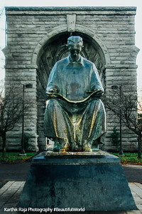 Nikola Tesla, Niagara Falls National Heritage Area and State Park, NY