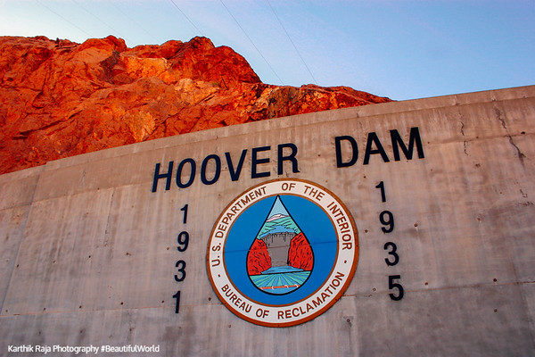 Hoover Dam, Las Vegas, NV