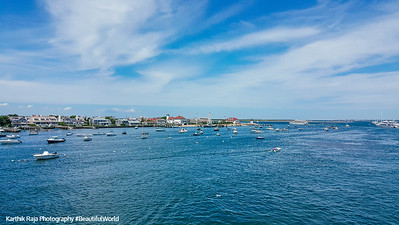 Nantucket Harbor, Cape Cod Islands, Massachusetts