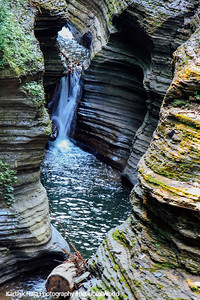 Gorge forge, Watkins Glen State Park, NY
