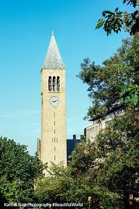 Cornell University - McGraw Tower, NY