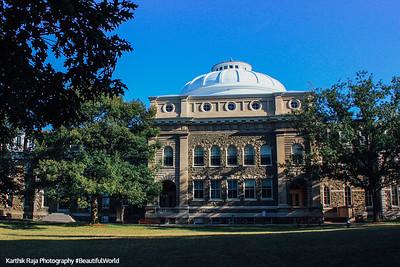 Cornell University - Sibley Hall, NY