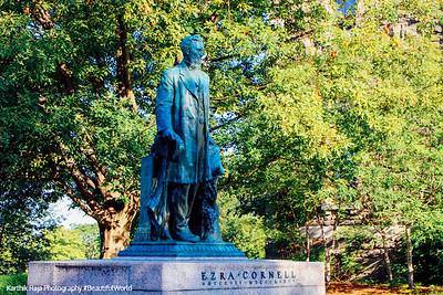 Ezra Cornell,NY
