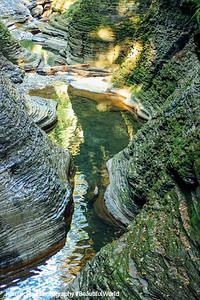 Gorge trail, Watkins Glen State Park, NY