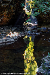 Reflections, Watkins Glen State Park, NY