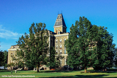 Cornell University - McGraw Hall, NY